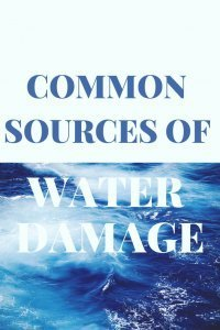 Common Sources of Water Damage-2