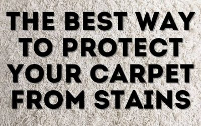 The Best Way to Protect Your Carpet from Stains