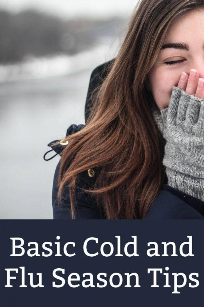 cold and flu season tips in san Juan county, nm