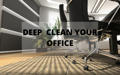 Clean Your Office Carpets