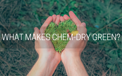 What Makes Chem-Dry Green?