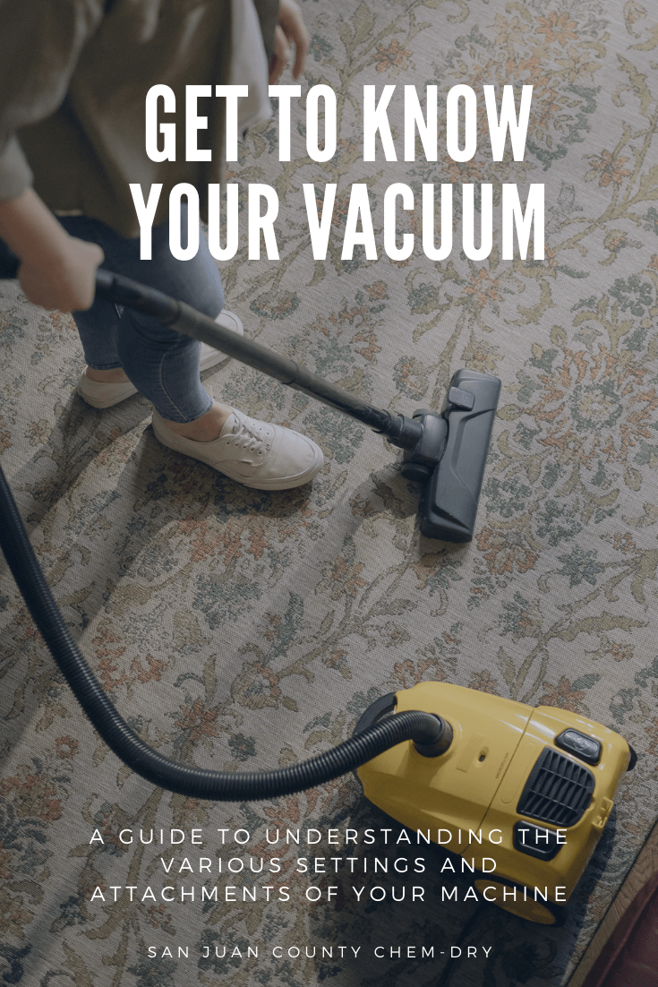 Get to know your vacuum for cleaner carpets in kirtland, NM