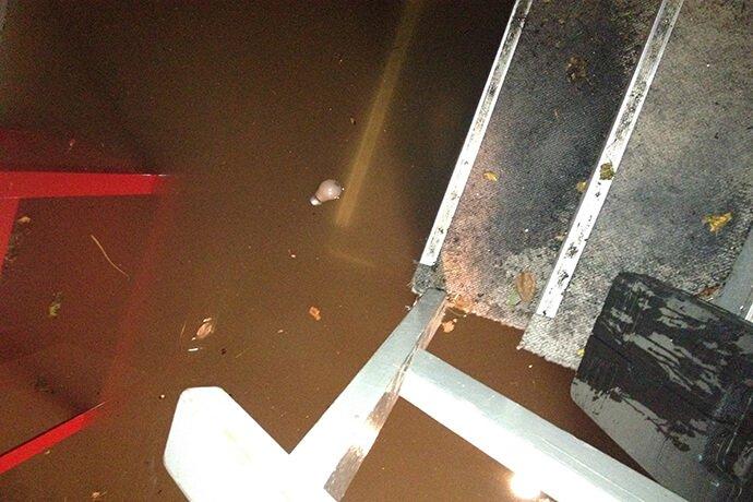 water damage restoration in Kirtland, NM