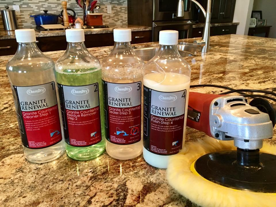 granite countertop cleaning in Farmington, NM