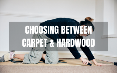 Are Carpets or Hardwood Floors Better?