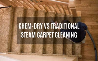 Chem-Dry VS. Steam Carpet Cleaners